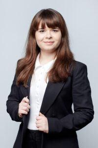 Liudmyla Bartkiv DORADCA DS. MIGRACJI